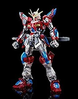Bandai HG 1/144 Kamiki Burning Gundam plavsky paticle clear color ver model Kit