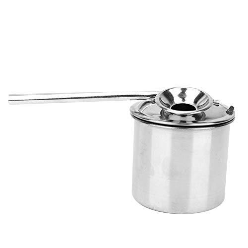 Spruzzatore per verniciatura Acciaio inossidabile Argilla Strumento Atomizzatore per ceramica Smalti Pentole Spruzzatore per pittura in ceramica(200ml)