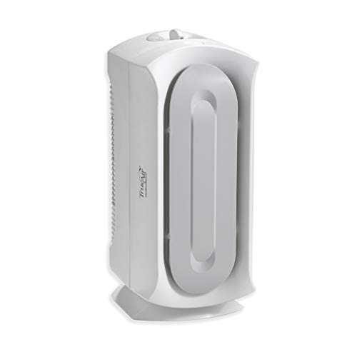 air purifier with reusable filter - 7