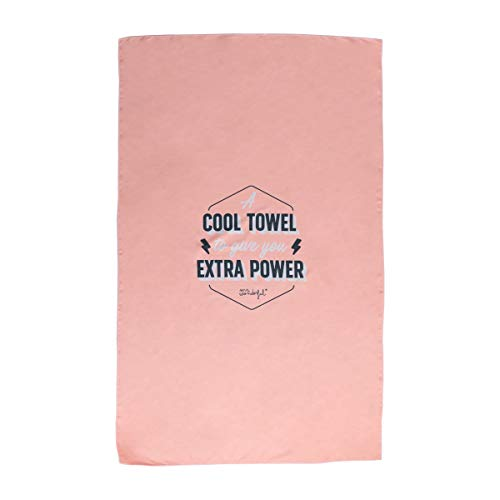 Mr. Wonderful Toalla de Gimnasio-A Cool Towel to Have Extra