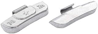 DWT Germany 100620 50 Stück 35g Schlaggewichte Auswuchtgewichte Wuchtgewichte Für Stahlfelgen