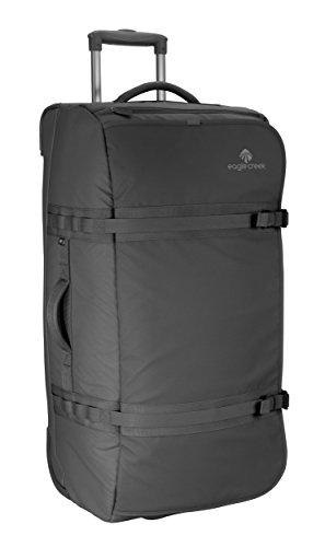 Eagle Creek No Matter What Flatbed Duffel 32, Black
