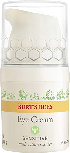 Burt's Bees Eye Cream for Sensitive Skin, 0.5 Oz (Package May Vary)