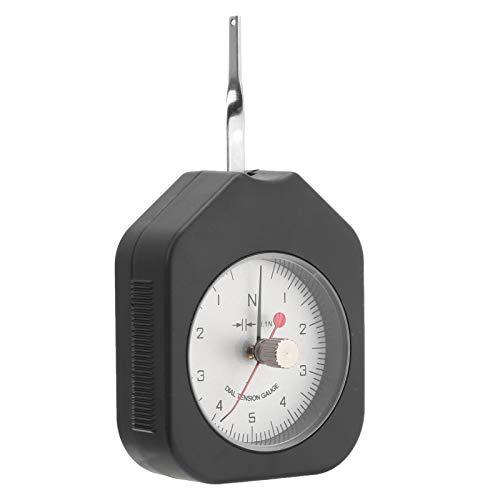 bizofft Dinamómetro, medidor de tensión de Aguja Doble 5N Compacto preciso para microinterruptor para Interruptor electrónico