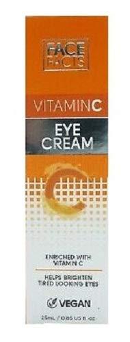 Face Facts Vitamin C Eye Cream Vegan - 25ml
