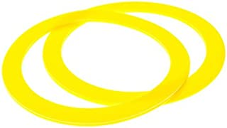 2-Pack of Kohler-Compatible Canister Flush Valve Seal Replacements For Toilets..