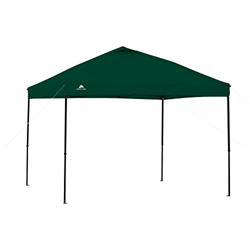 OZARK TRAIL 10' x 10' Straight Leg Instant Tailgate Canopy (Green)