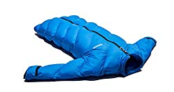 Big Mo 40 Kids Sleeping Bag (Ages 2-4), Blazing Blue, Lightweight Camping Sleeping Bag for Kids 2-4 Years Old. Has Adjustable Open-and-Closed Cuffs for Using Hands with Sleeping Bag.