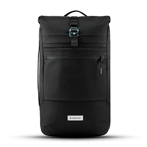 HEIMPLANET Original | Commuter Pack 18 L | Zaino arrotolabile per l'uso quotidiano con scomparto per laptop da 15' | Supporta 1% per il pianeta