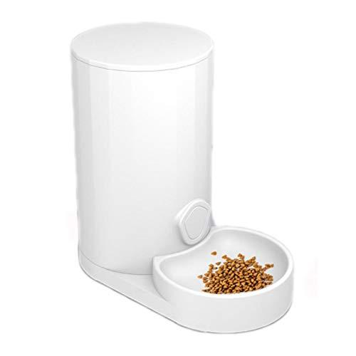 Alimentatore Automatico 2.5L Pet Cat Feeder Automatic Water...