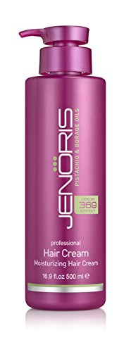 Jenoris Feuchtigkeitsspendende Haarcreme - 500 ml, 1er Pack (1 x 500 ml)