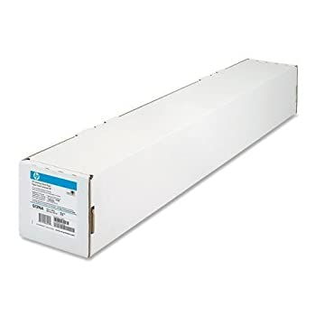 HP Universal Bond Paper,24 x150 ,21lb.,96 GE/110 ISO,White  Q1396A