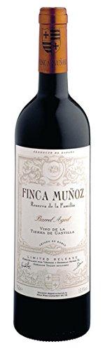 Finca Muñoz Colección de la Familia Barrel Aged, Vino Tinto, 1 Botella, 75 cl