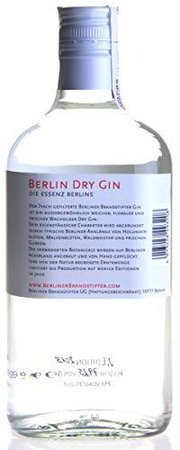 Berliner Brandstifter Dry Gin (1 x 0.7 l) - 2