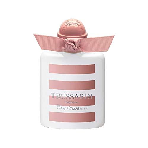 TRUSSARDI Donna Pink Marina Femme/Woman Eau de Toilette, 30 ml