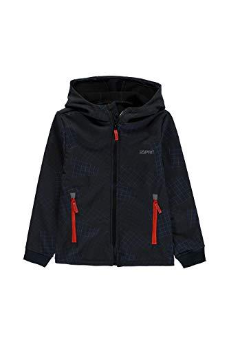 ESPRIT Softshell-Jacke mit Reflektor-Details