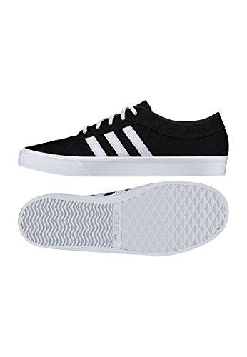 Adidas Men Sellwood F37855 - Zapatillas deportivas para hombre, color blanco y negro, color Negro, talla 38 EU