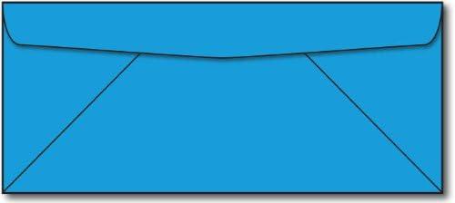 Blue #10 Business Envelopes - Store Desktop discount Publishing 100