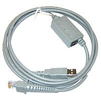 Datalogic CAB-412 - Cable USB, Gris