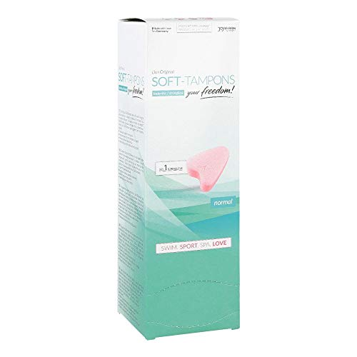 Soft Tampons normal 10 stk