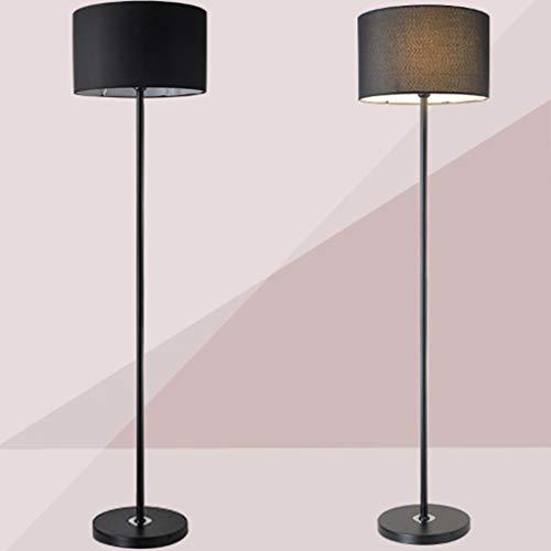 CENPEN Lámparas de pie, Led Lámpara Creativa, Moderna Simple de la Sala de Estar Dormitorio de Noche nórdica Aterrizaje luz del Piso Eye-El Cuidado Vertical de luz Baja