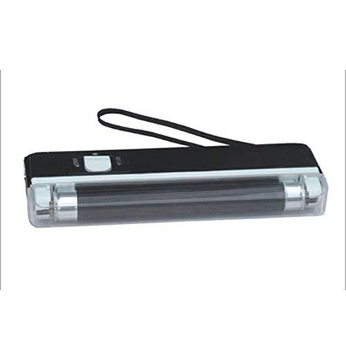 Tragbare Handheld Money Detector UV-Lampe Forge Money Test Währung Banknotenprüfer Batteriebetriebene LED-Taschenlampe
