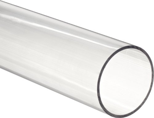 Clear Polycarbonate Tubing, 3/4