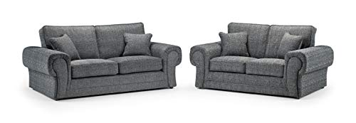 Honeypot - Sofa - Wilcot - Corner Sofa - 3 Seater + 2 Seater (3 + 2 Seater)