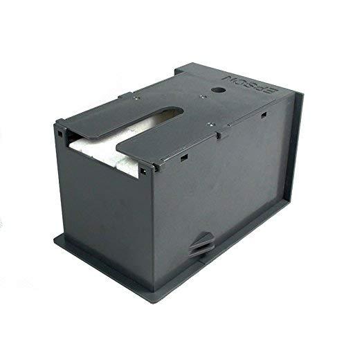 JRUIAN Nuevo Tanque de Tinta de desecho Original T6710 para Impresora Epson Workforce WF-3520 WF-3530 WF-3540 WF-3620 WF-3640 WF-5110 WF-5190