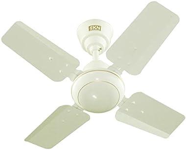 SKN Bentex Dynamic DC Ceiling Fan, Sweep (24 Inch/600 mm)