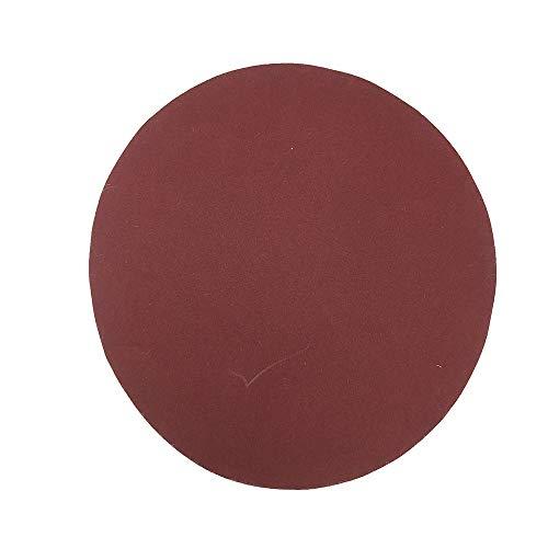 QINGRAN Grinding Wheels 100 PCS 60-1000 Grit 125mm Sanding Discs Pad Kit, for Drill Grinder Tools, Sandpaper Sander Disc Abrasives Tools Sand Paper,240