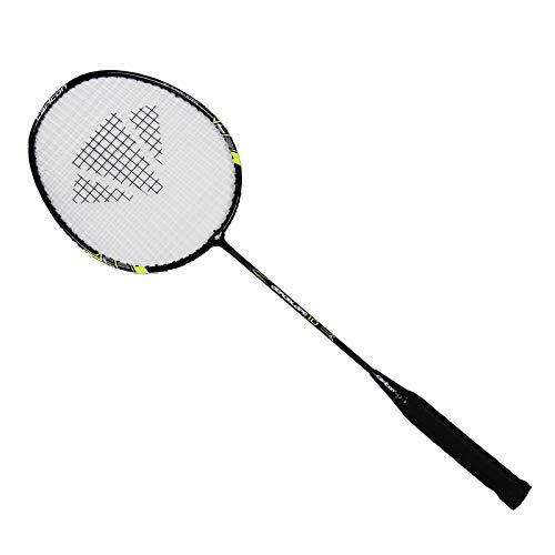 Carlton Unisex Aeroblade 1.0 Badmintonschläger Gr. Einheitsgröße, schwarz / gelb
