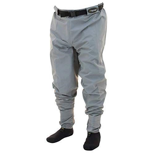Frogg Toggs Hellbender Stockingfoot Guide Pant, Slate, Small