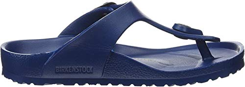 Birkenstock Unisex Kinder Gizeh Eva Sandalen, Blau (Marineblau), 34 EU (2 Child UK)