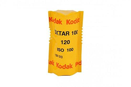 Kodak Professional Ektar Película Negativa de Color ISO 100, 120 Tamaño