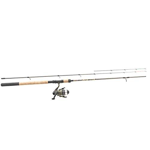 Mitchell® Tanager Camo Quiver Combo - Caña de Pescar y carretes