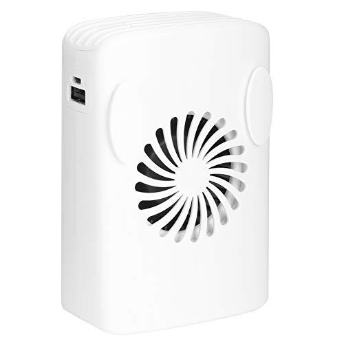 Xinde Ventilador portátil, Ventilador Deportivo Compacto para Colgar al Aire Libre de Verano, para Viajes Mini Ventilador con Deportes de Cuerda Colgante