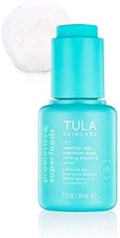 TULA Probiotic Skin Care Sensitive Skin Treatment Drops Skincare First Calming Vitamin B Serum product image