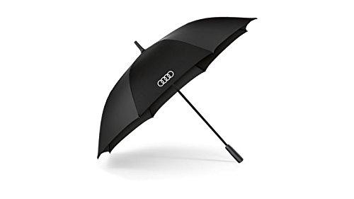 Audi Originele paraplu, Audi ringen, groot, zwart 3121700200