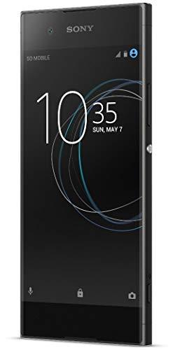 Sony Xperia XA1 Dual-SIM Smartphone (12,7 cm (5,0 Zoll) Display, 32 GB Speicher, Android 7.0) Schwarz - Deutsche Version