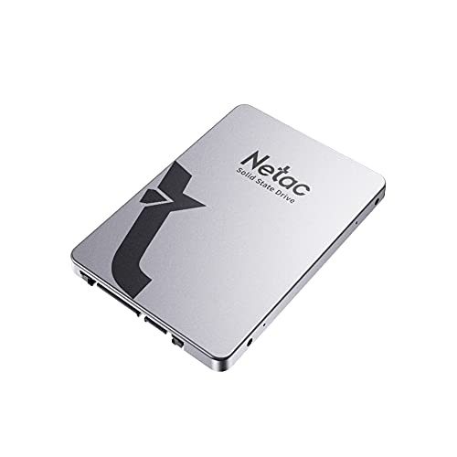 Netac Disco Duro SSD 1TB, SSD SATAIII 2,5