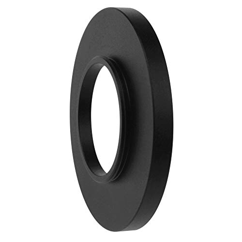 Astromania T2 Female Thread to C-Mount Camera Adapter, 4mm - can Easily Convert T2 Mount Port or T2 Mount Microscope trinocular phototube to C-Mount Type.