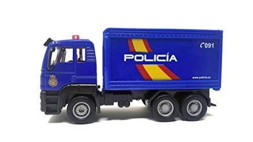 PLAYJOCS Camión Policía Nacional GT-3511