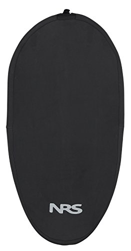 NRS Super Stretch Neoprene Cockpit Cover, Universal Plus Black