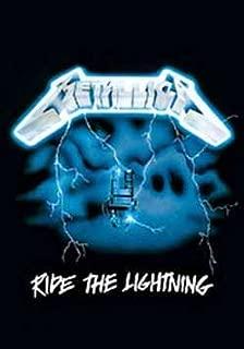 METALLICA POSTER Ride the Lightning RARE HOT NEW 24X36