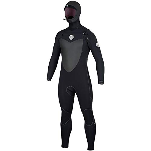 Rip Curl 5/4mm Men's Flash Bomb Hooded Fullsuit