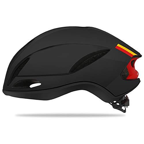 Bike Helmet YDHWWSH Cycling Helmet Racing Road Bike Aerodynamics Pneumatic Helmet Men Sports Aero...