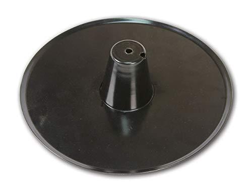 Stinky Cigar Floor Ashtray, Accessory Tray, Black