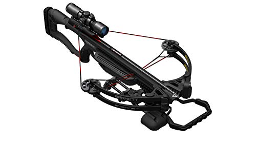 Barnett Avenger Recruit Crossbow | 330 Feet Per Second, Black (BAR78098)