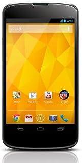 LG Nexus 4 E960 Phone 16 GB GSM Unlocked Black